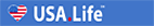 USA.Life Social Network Logo